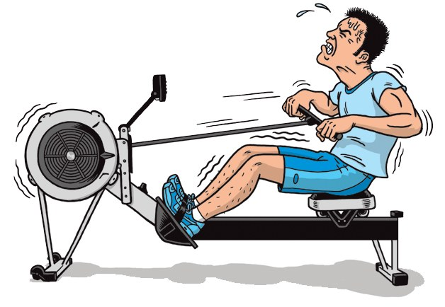 Machine clipart rower WASP Fitness enjoy Join Release