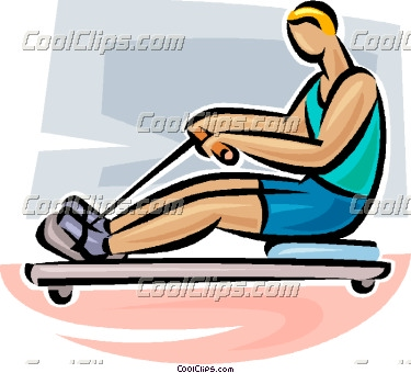 Machine clipart rower Free Clipart Clipart Rowing Clipart