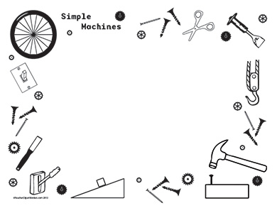 Machine clipart simple machine Simple Machines Simple Clipart Teacher