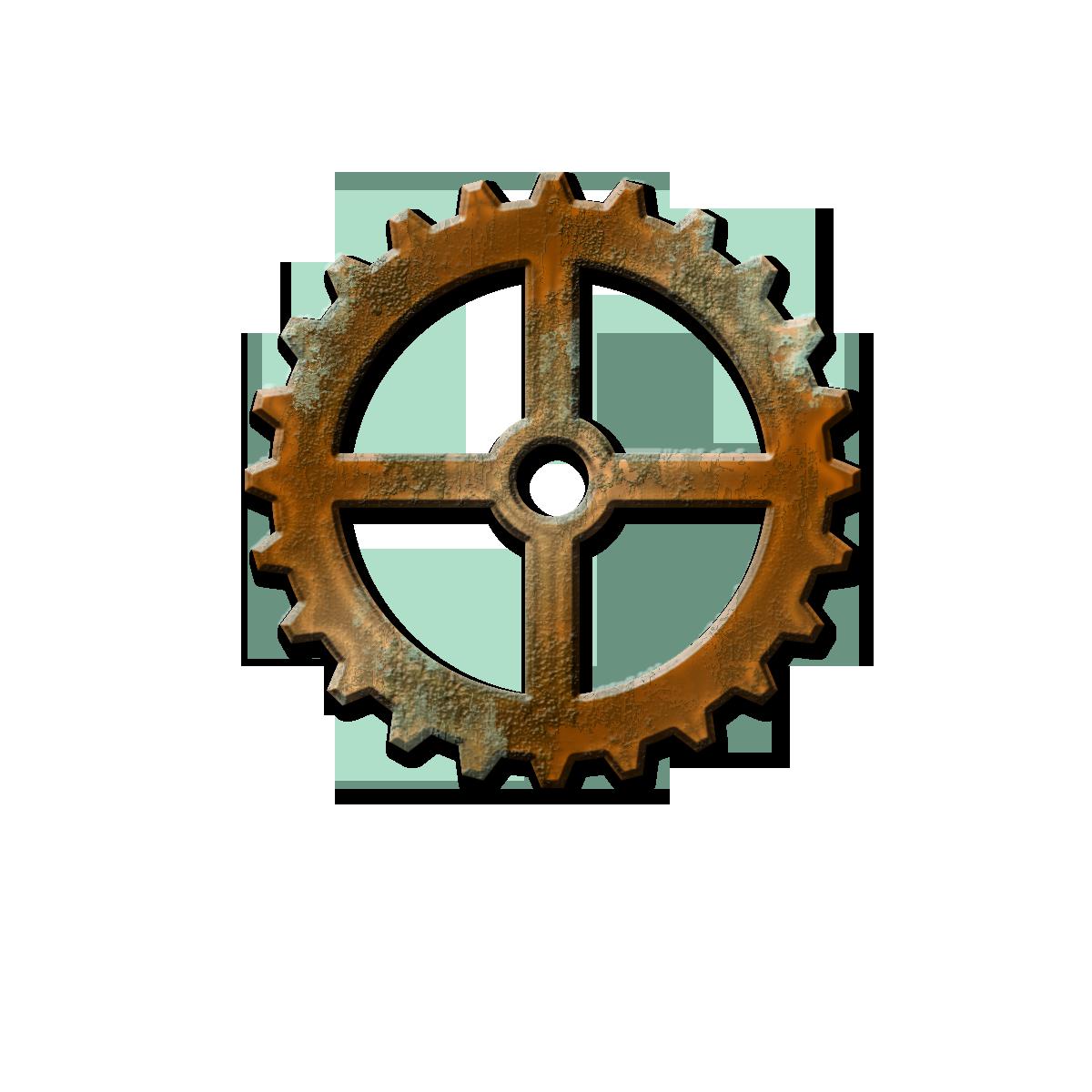 Machine clipart steampunk gear  Cliparts Art Art Clip