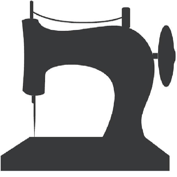 Sewing Machine clipart craft #6