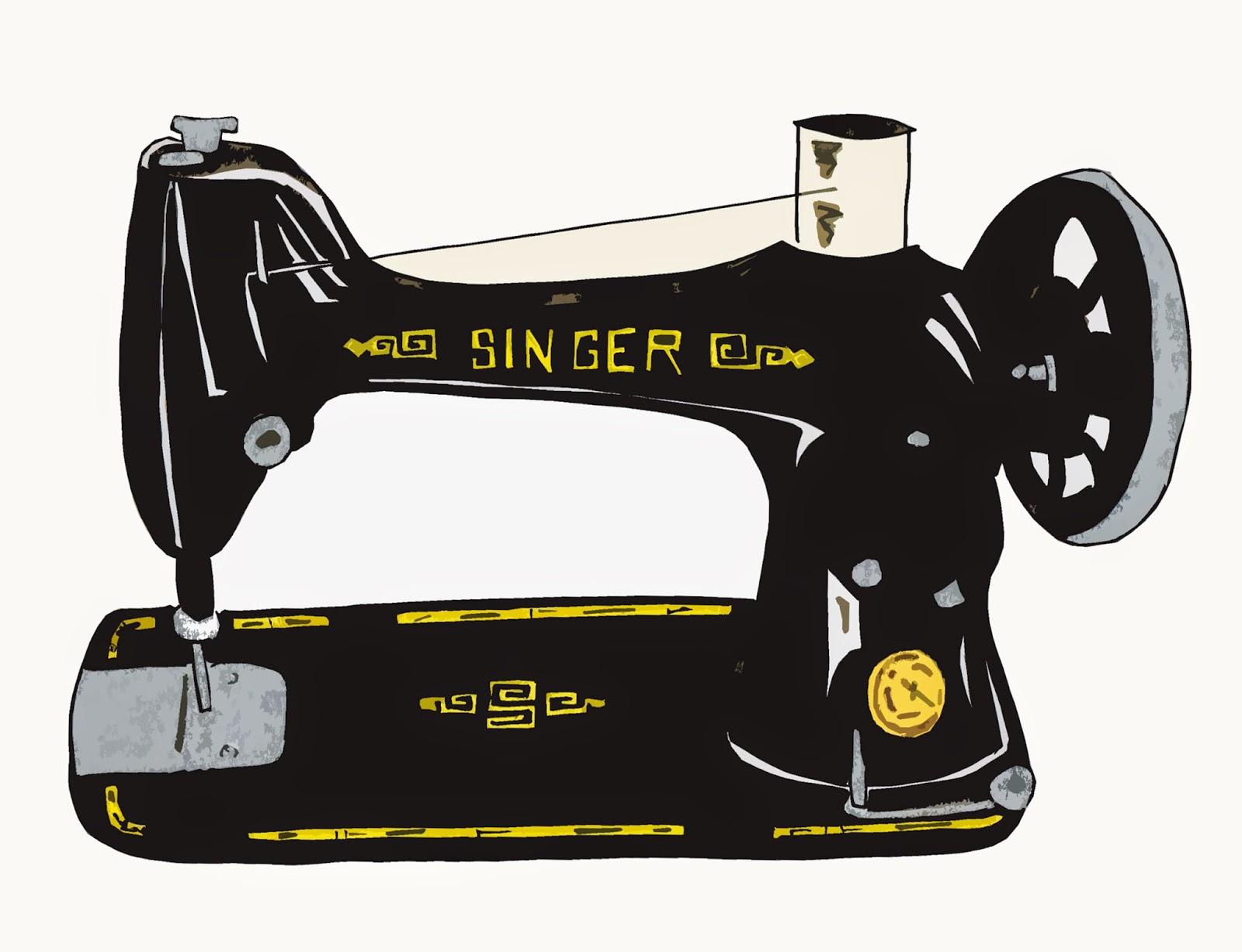 Machine clipart swing machine Sewing art Clipart Clip Machine