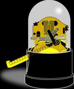 Machine clipart telegram Art Telegram Tape Machine Ticker