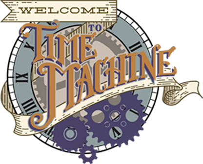 Machine clipart time machine Reviving Hallmark's Classic from BROWSE