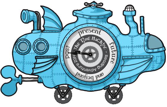 Machine clipart time machine Time Machine drawing Machine Time