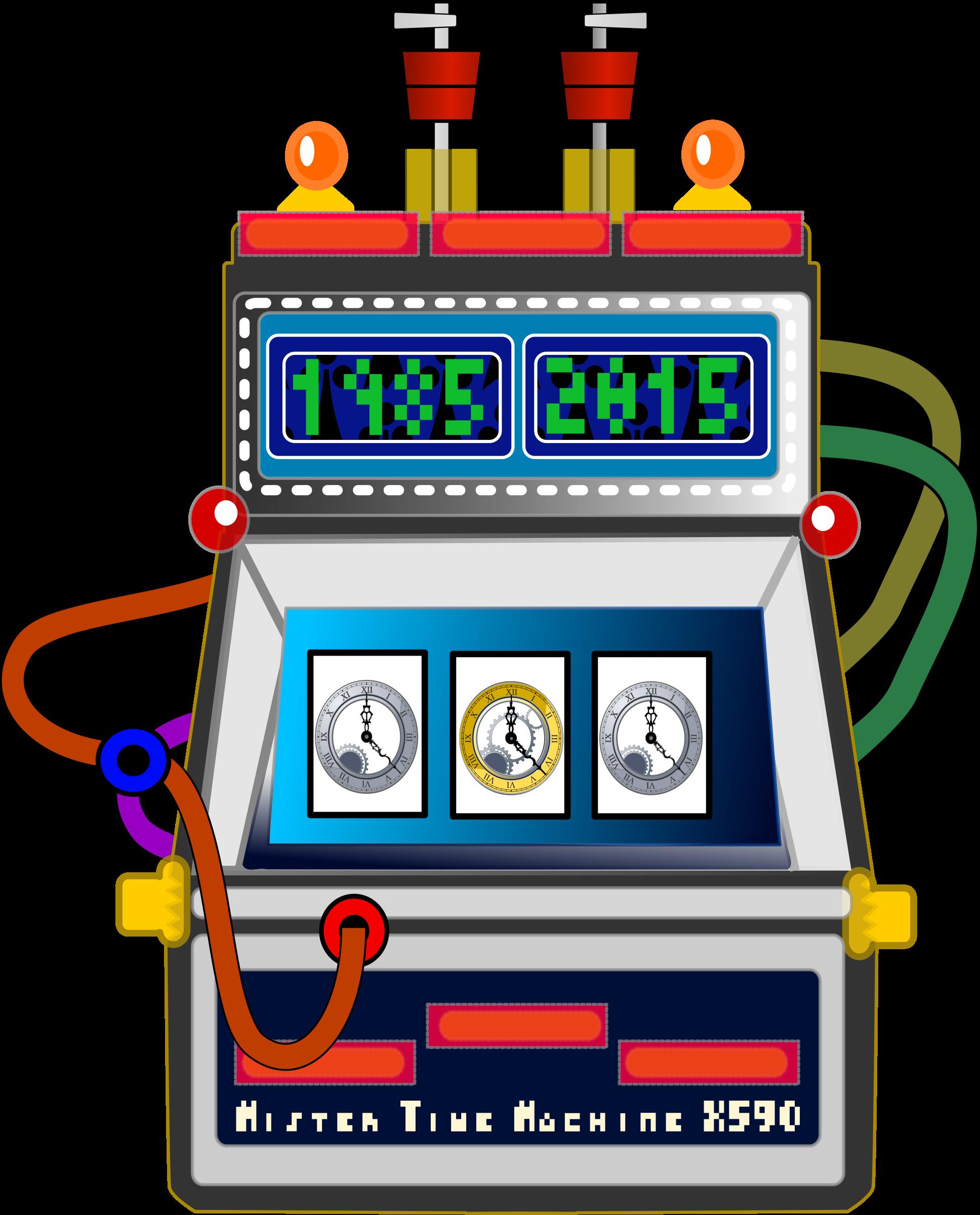 Machine clipart time machine Time Machine Clipart Machine Time