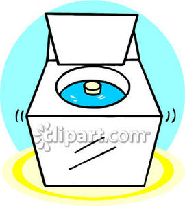 Machine clipart washine Washing Open Clipart Machine Free
