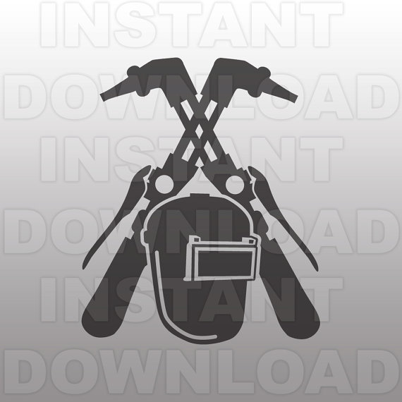 Welder clipart silhouette FileWelding File Welding SVG FileSkilled