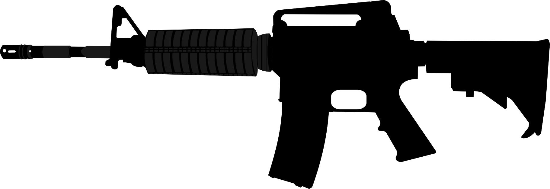 Machine Gun clipart Gun Free Clipart Clipart —