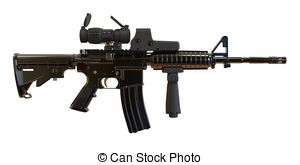 Machine Gun clipart White gun gun Machine Gun