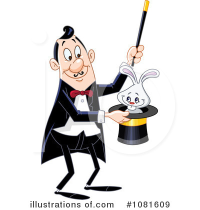 Magician clipart Clipart by yayayoyo by Illustration