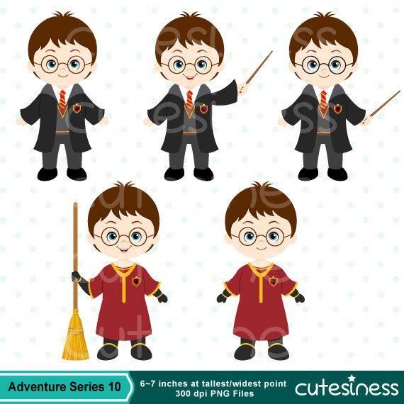 Magician clipart clever boy #6