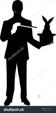Magician clipart clever boy #12