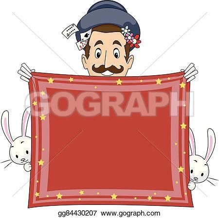 Magician clipart handkerchief #4