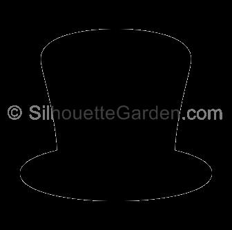 Magician clipart silhouette #5