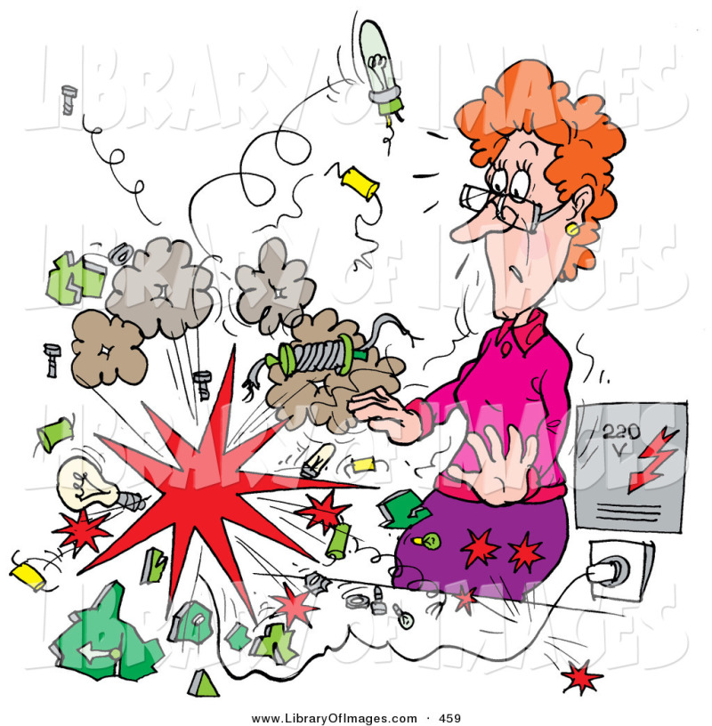 Scientist clipart female scientist #6