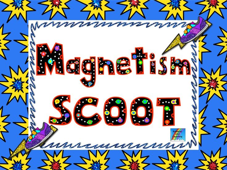 Magnetism clipart manipulative Fun magnetic about ps2 to