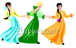 Maiden clipart Maidens Royalty Free Free Picture