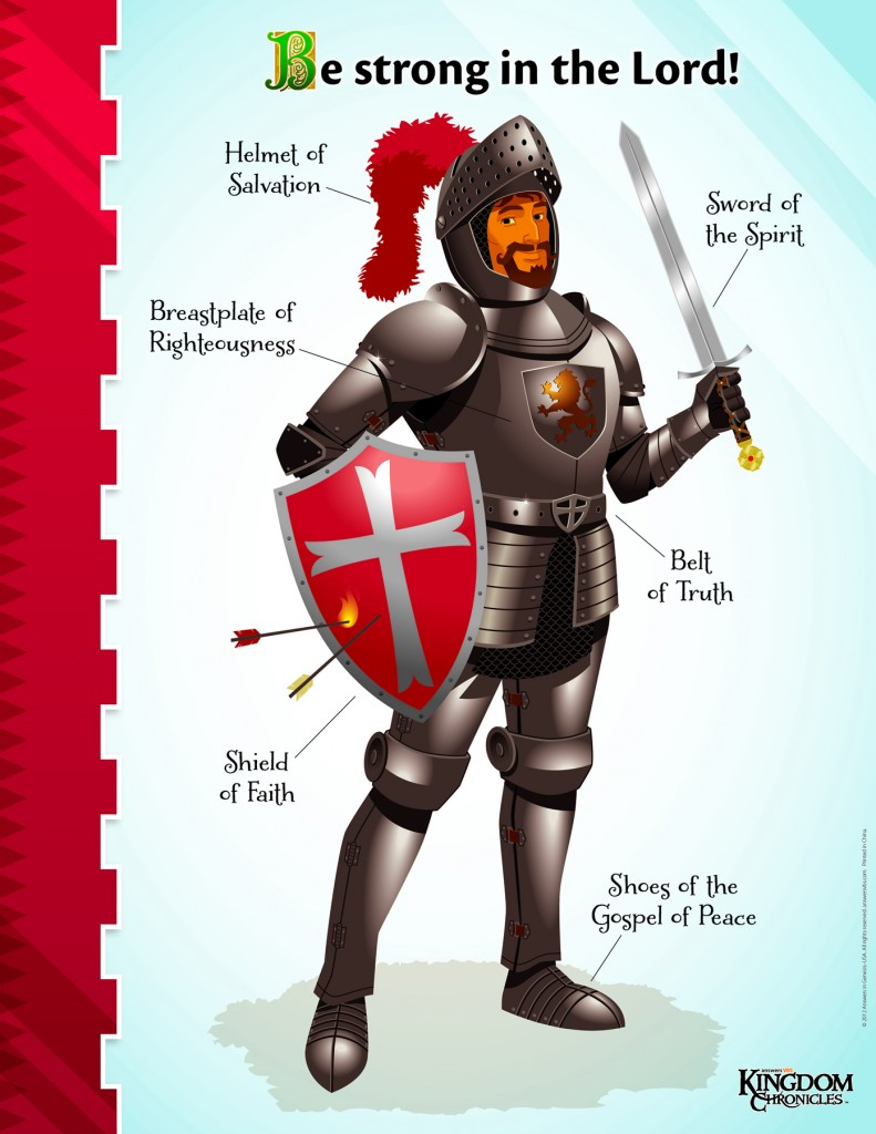 Maiden clipart knights armor Answers in 2013 VBS Kingdom