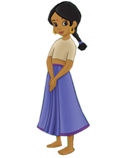 Maiden clipart village woman By powered Shanti Disney Wiki