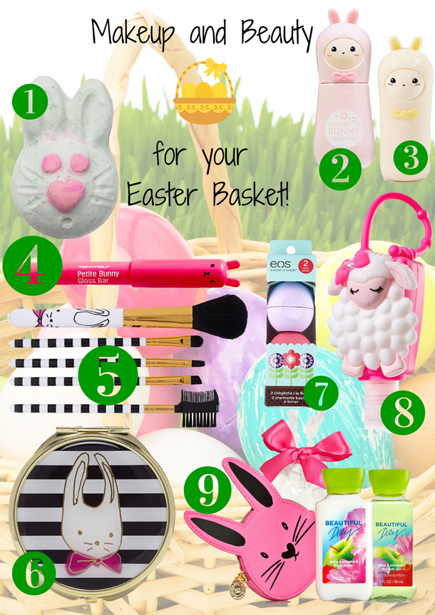 Makeup clipart basket For Makeup Musings easter and