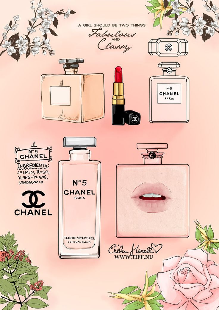 Perufme clipart chanel no 5 Pics Pin on Up &