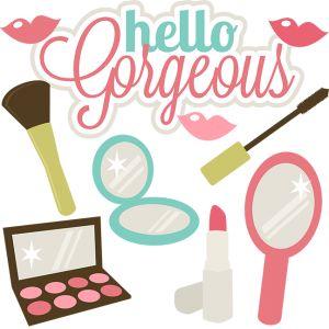 Makeup clipart girly On Art ꧁Cosmetics꧁ Pinterest Gorgeous