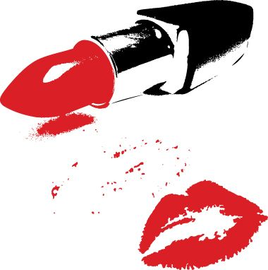 Makeup clipart lipstick tube More 262 illustrations and images