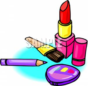 Makeup clipart lipstick tube And of of A Clipart