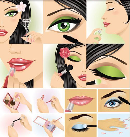 Makeup clipart makeover Cliparts Makeover Zone Welcome Cliparts