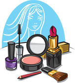 Makeup clipart makeover Cosmetic up Royalty make makeup
