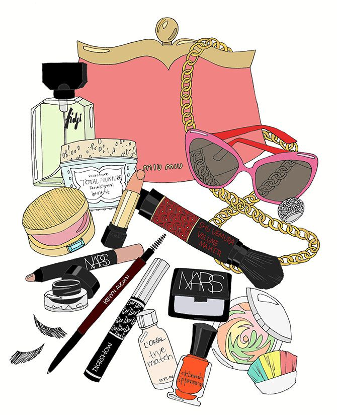 Makeup clipart makeup bag What's My what's Hultkrantz: Pinterest