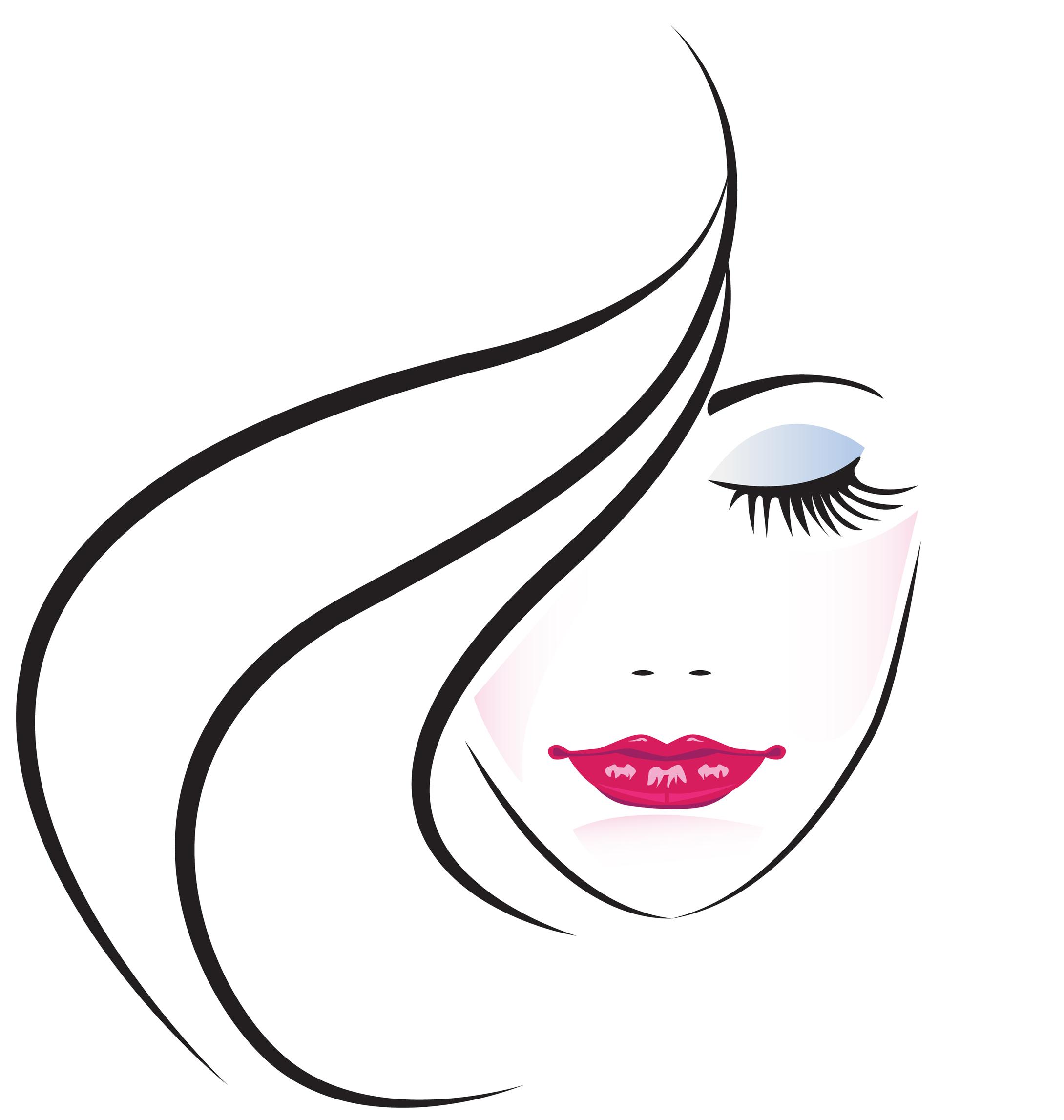 Makeup clipart outline Clip Free Art Art on