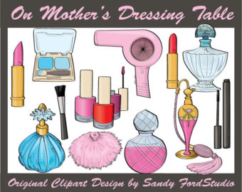 Makeup clipart perfume ClipArt Collect Up Make and