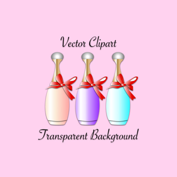 Makeup clipart perfume Perfume Clipart Cosmetic Clipart Fragrance