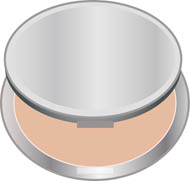 Makeup clipart powder Search Results Size: Cosmetics From: