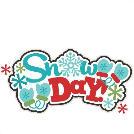 Snow clipart snow day Clip Clip Download Snow Cliparts