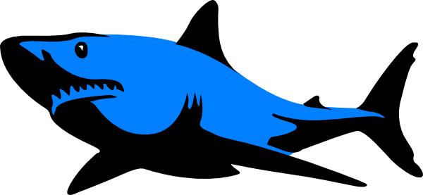 Sharkwhale clipart friendly shark #6