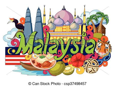 Malaysia clipart Culture of showing  and