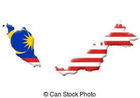 Malaysia clipart Federation 5 Malaysia Illustrations vector