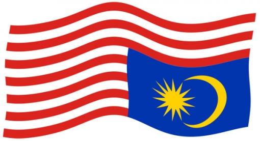 Malaysia clipart jalur gemilang Penyamun about Pak Marah BN