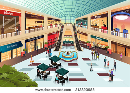 Mall clipart shop Shopping Mall Shopping Clipart Mall