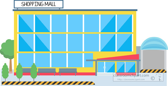 Mall clipart row shop Images mall%20clipart Clipart Art Panda