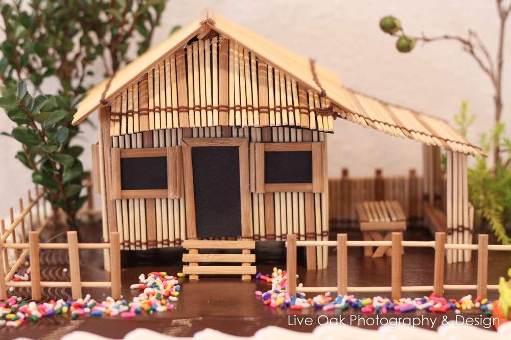 Mall clipart bahay CatchMyParty Birthday Kubo