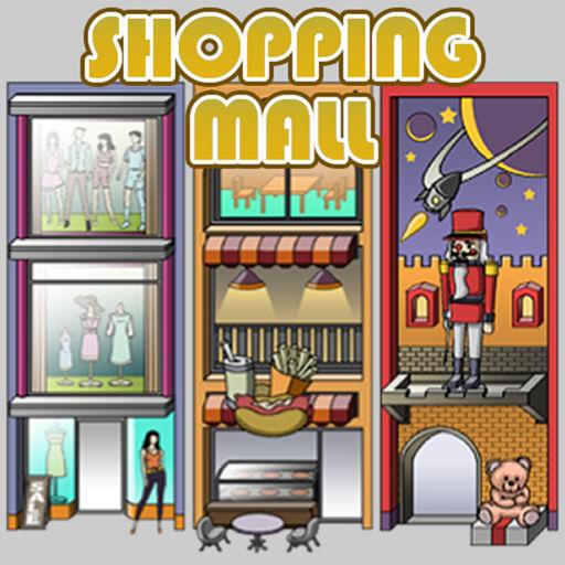 Mall clipart cartoon Mall by Shopping Math Shopping