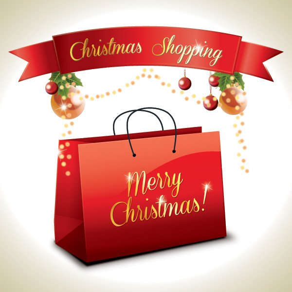 Mall clipart christmas shopping Minute Christmas retail Mall 3