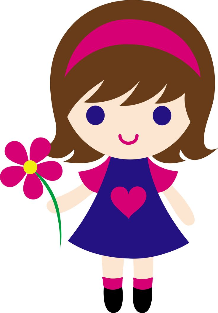 Mall clipart cute My holding Free little Art