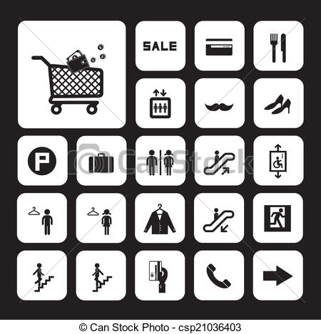 Mall clipart icon  from icons  of