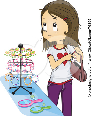 Mall clipart person In Mall Shopping a :