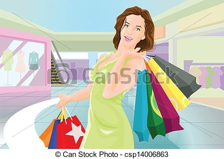 Mall clipart person Clipart Clipart Panda Clip Images